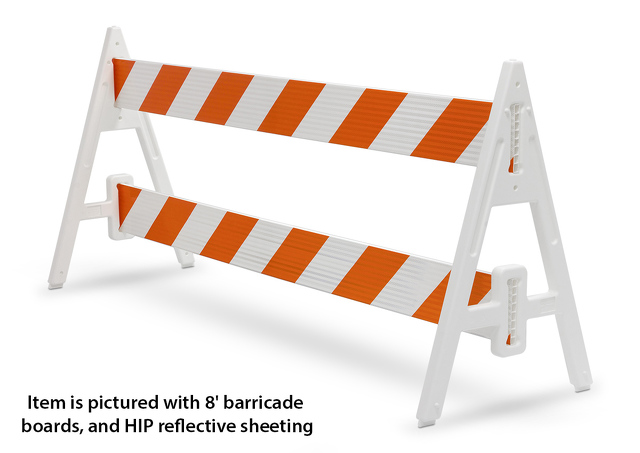 Plasticade® A-Frame Barricade Sets | 134241 | TAPCO - Traffic ...