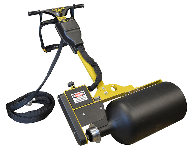 Curb Roller Concrete Curb Machine 129475 Tapco